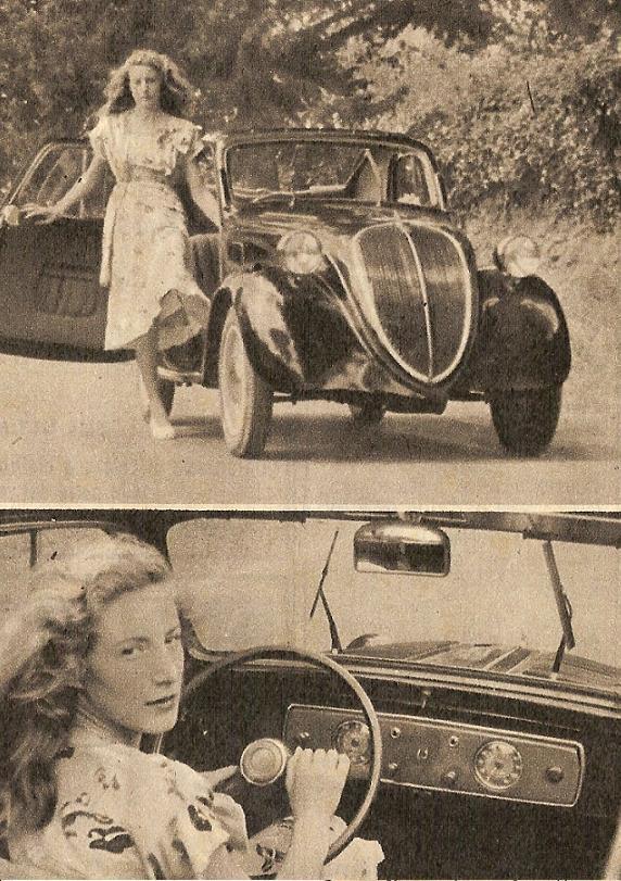 1948 Fiat 500 B