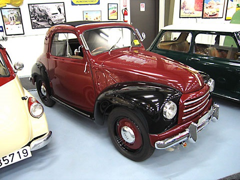 1948 FIAT Topolino 500