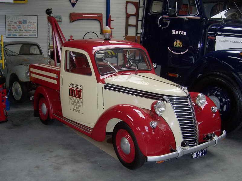 1948 Fiat type 1100