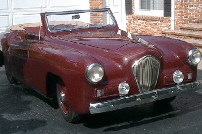 1948 Healey Sportsmobile