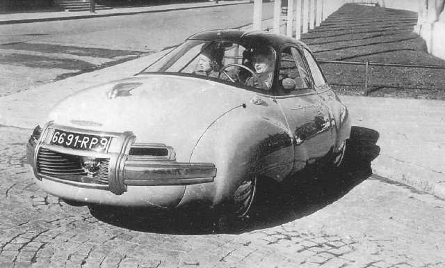 1948 Panhard Dynavia 610cc 22pk 130km-p-u
