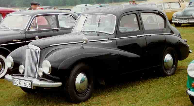 1948 Sunbeam-Talbot 90 Sedan