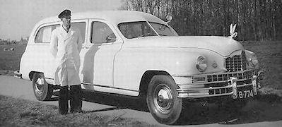 1948 visser-packard NL