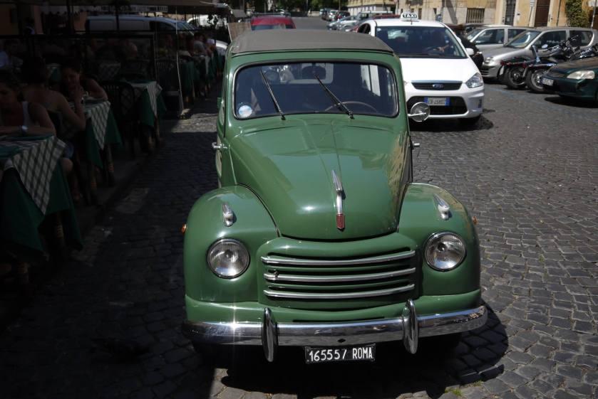 1949-50 Fiat 500 C Giardiniera a