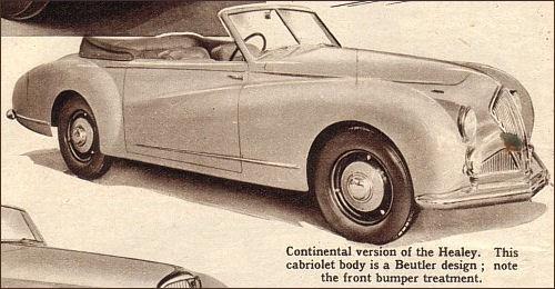 1949 healey beutler geneva