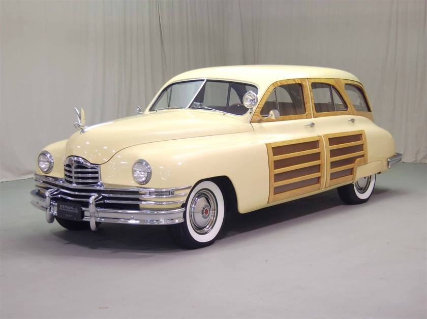 1949 Packard Station Sedan