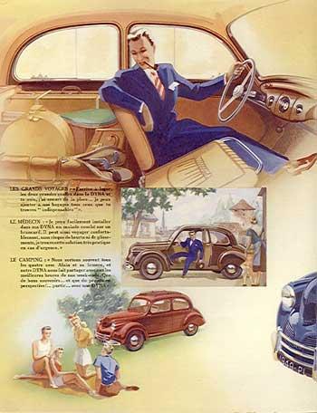 1949 panhard dyna a