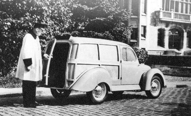 1949 Panhard Dyna X84 Canadienne Dynavia