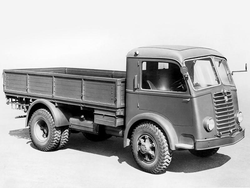 1950-55 Fiat 639 N