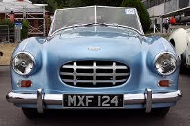 1950 Alvis Healey 13