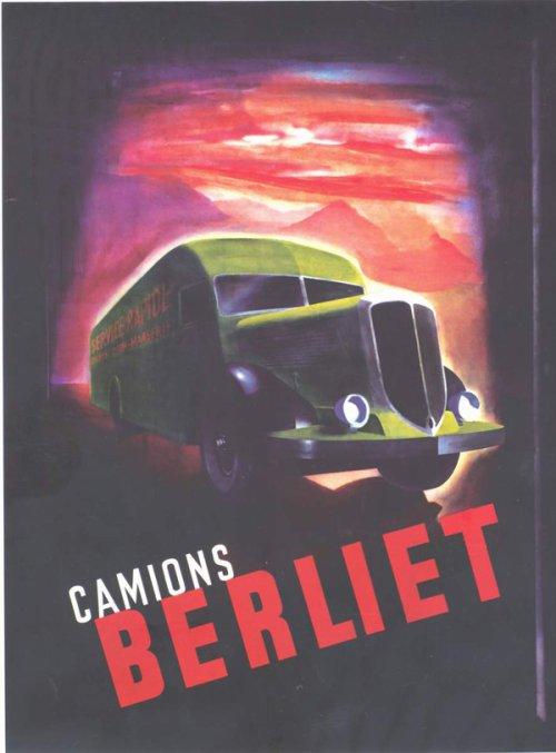 1950 Berliet Camions