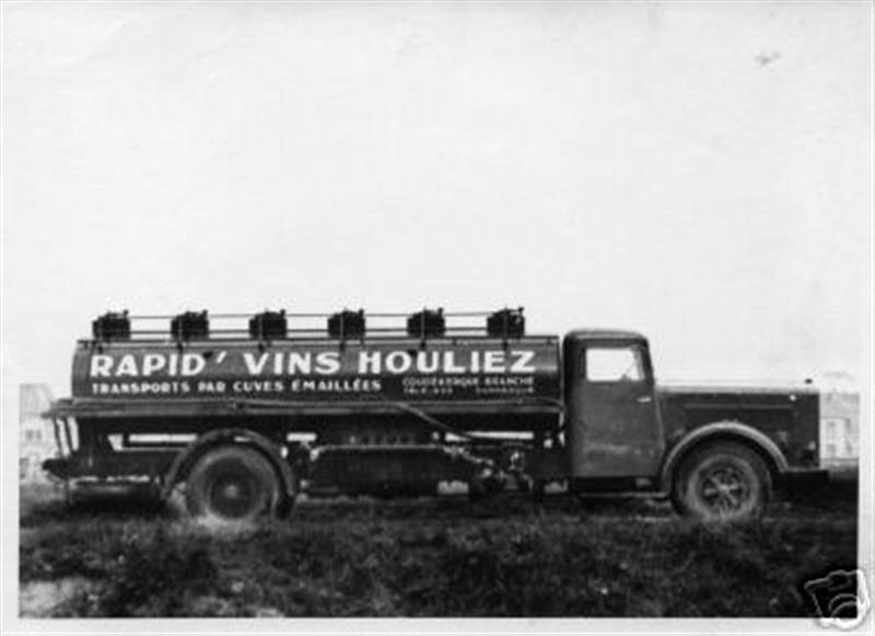 1950 Berliet GDM 10 W