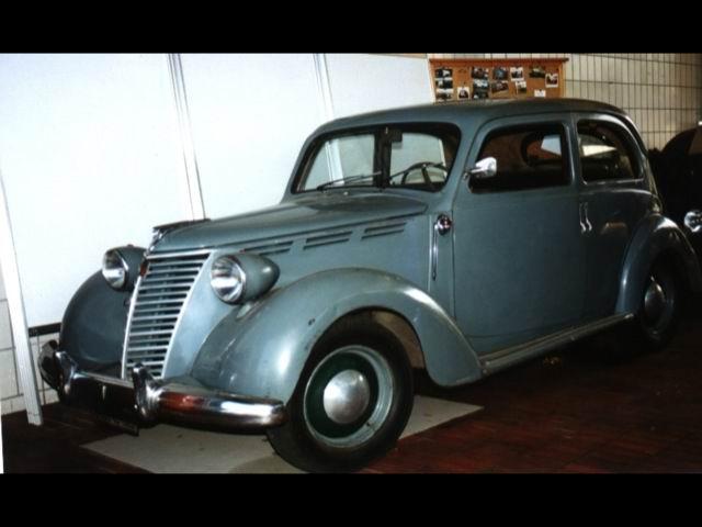 1950 Fiat 1100 E h