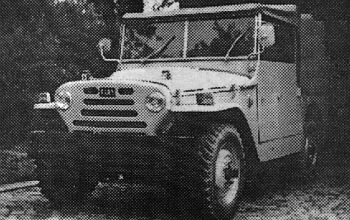 1950 Fiat campagnola