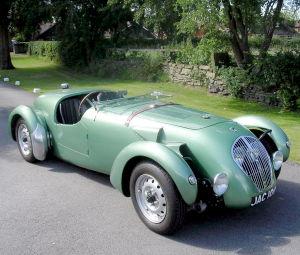 1950 Healey Silverstone (2)