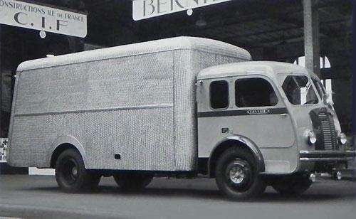 1950- Panhard Camion 7 T 1949-1950 - DSCN5655