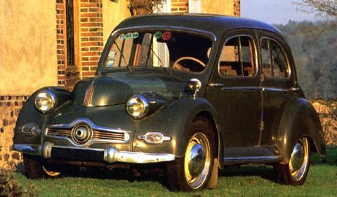 1950 Panhard Dyna Sedan