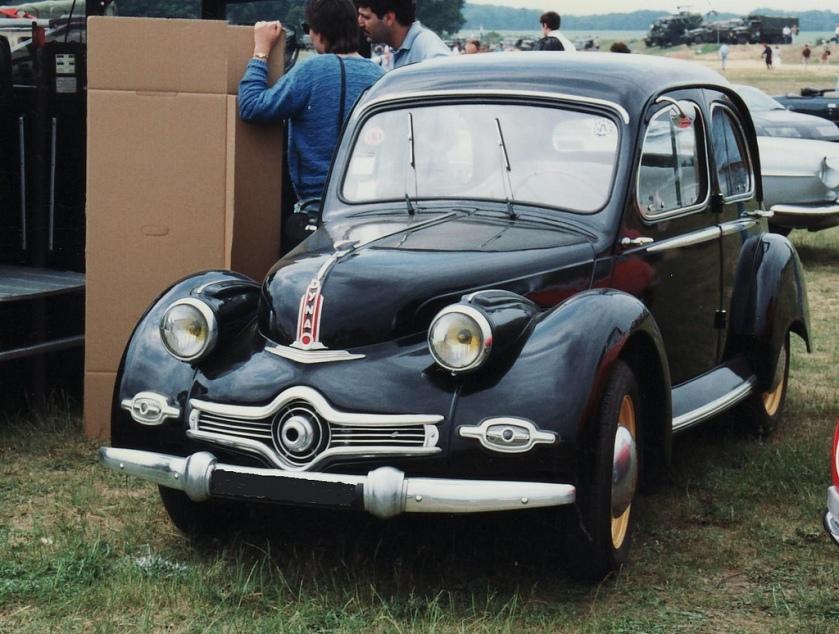 1950 panhard dyna X