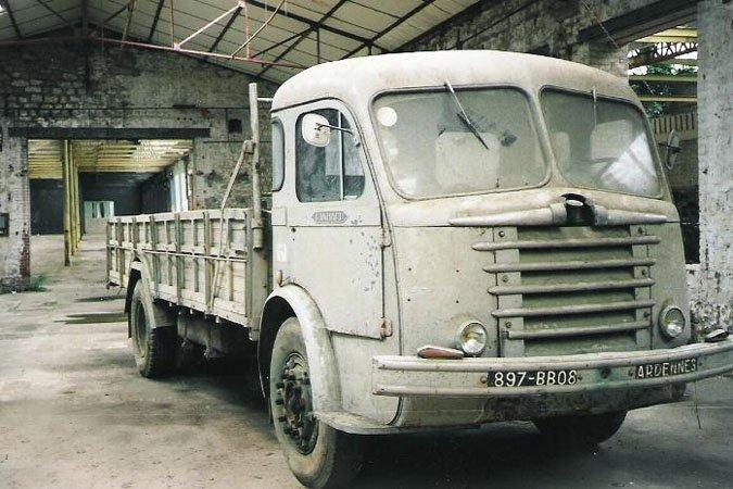 1950 PANHARD IE 61 ou IE 63 ou IE 65