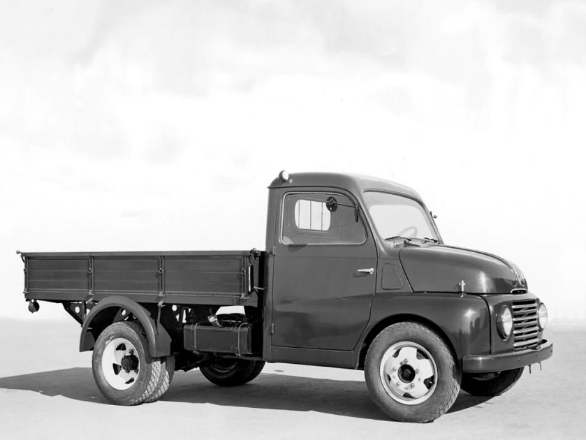 1951-52 Fiat 615