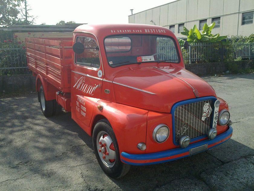 1951-65 Fiat 615