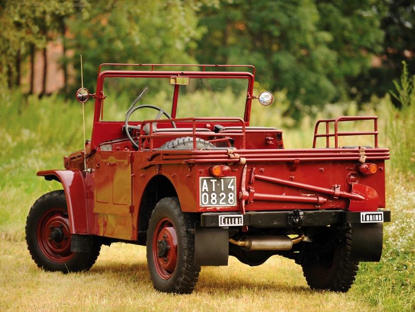 1951-73 Fiat Campagnola