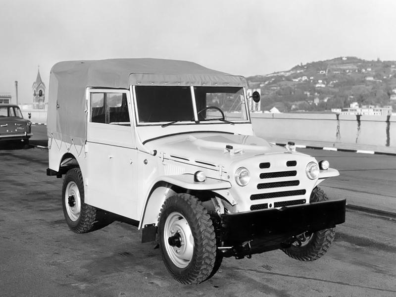 1951-73Fiat Campagnola a