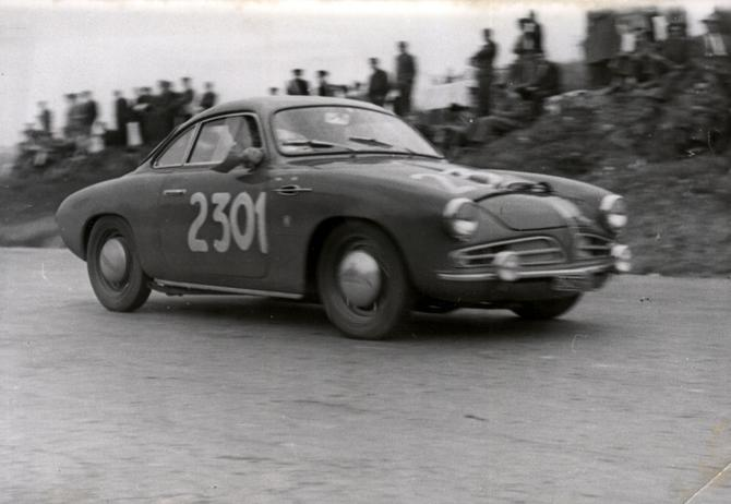 1951 Allemano Crepaldi Panhard Dyna X86 Coupe d