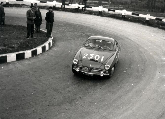 1951 Allemano Crepaldi Panhard Dyna X86 Coupe f