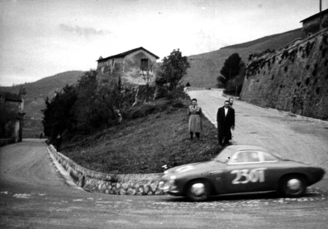 1951 Allemano Crepaldi Panhard Dyna X86 Coupe g