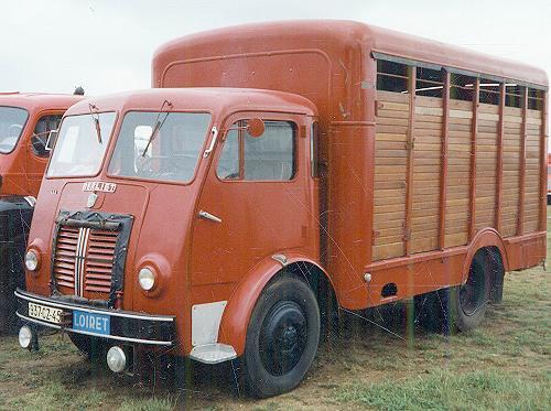 1951 Berliet GLA f