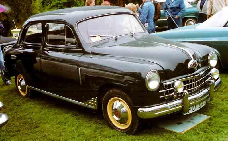 1951 Fiat 1400 Berlina