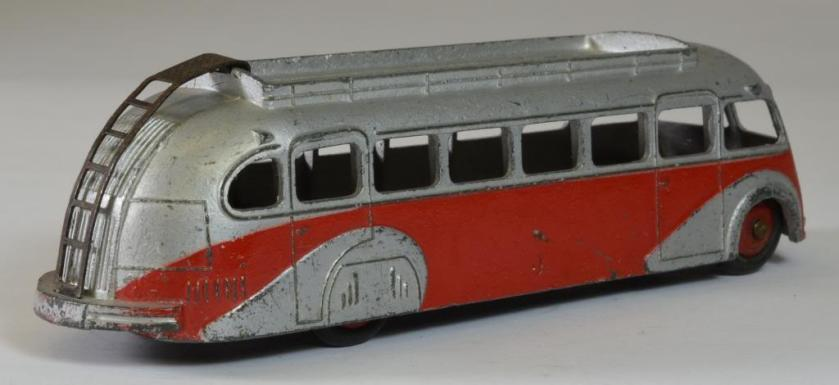 1952-1959 Somua Panhard Paris Bus