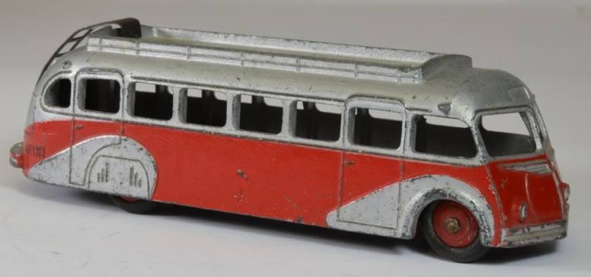 1952-59 Somua Panhard Paris Bus,  ISOBLOCK Dinky Toys