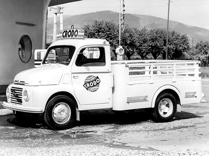 1952-60 Fiat 615 N Orlandi