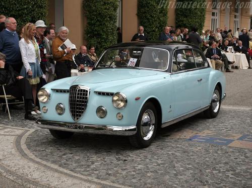 1952 Allemano Lancia Aurelia B53 Coupe a