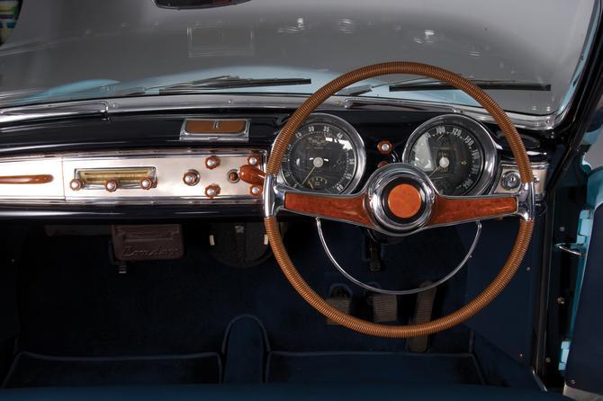 Lancia Aurelia Allemano