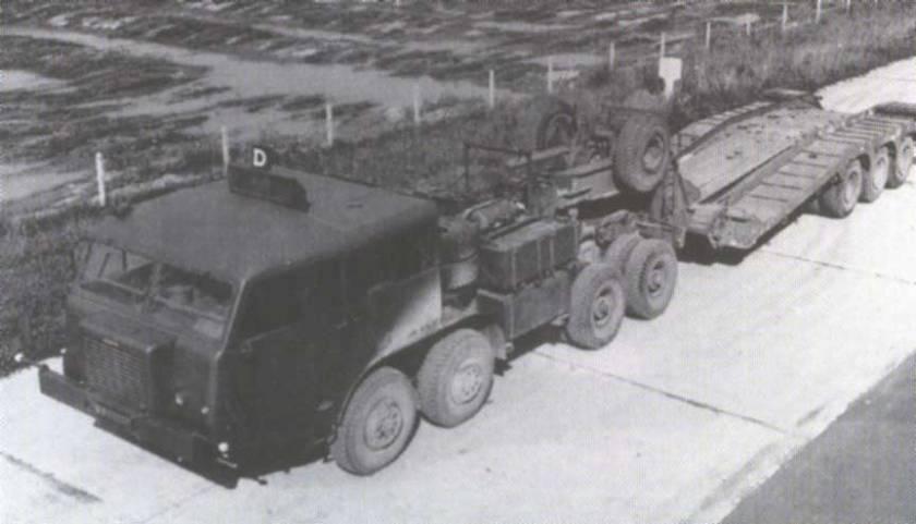 1952 Berliet T12 8x8