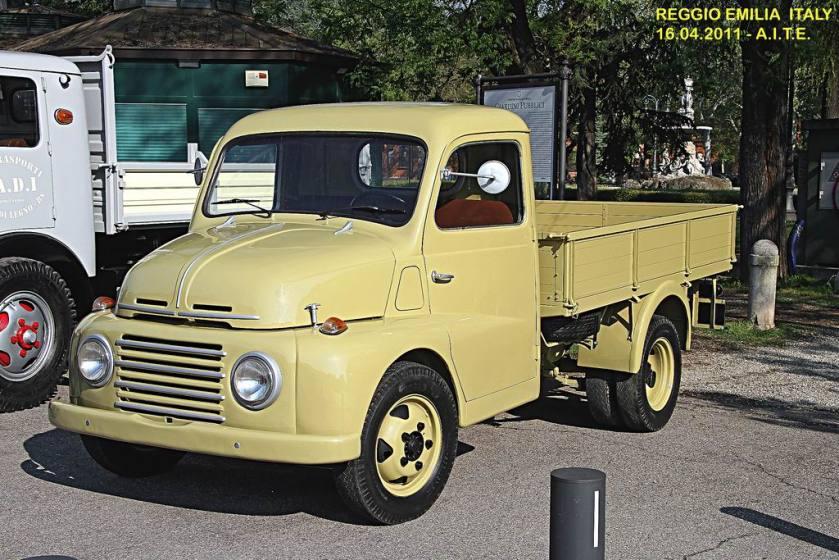 1952 FIAT 615