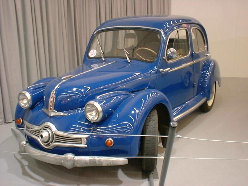 1952 Panhard Dyna X86