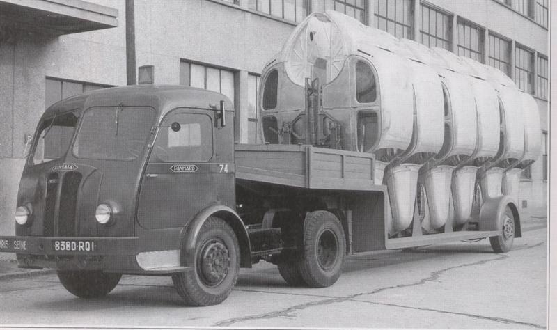 1952 Panhard IE 43 T