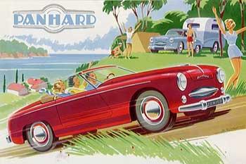 1952 panhard junior