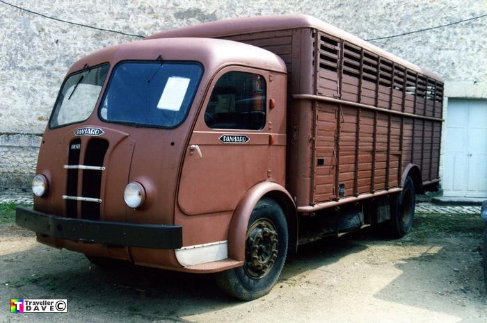 1952 Panhard K164 Movic