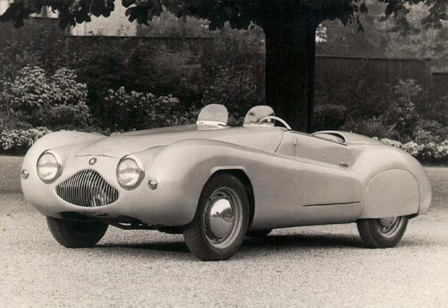 1952 Panhard Veritas Dyna Sport