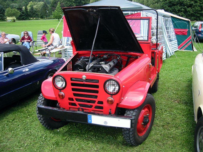 1953 Alfa romeo geländewagen