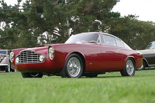 1953 Allemano Aston Martin DB2-4 Coupe a