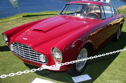 1953 Allemano Aston Martin DB2-4 Coupe g