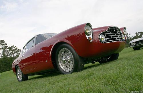 1953 Allemano Aston Martin DB2-4 Coupe i