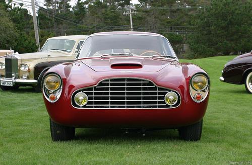 1953 Allemano Aston Martin DB2-4 Coupe j