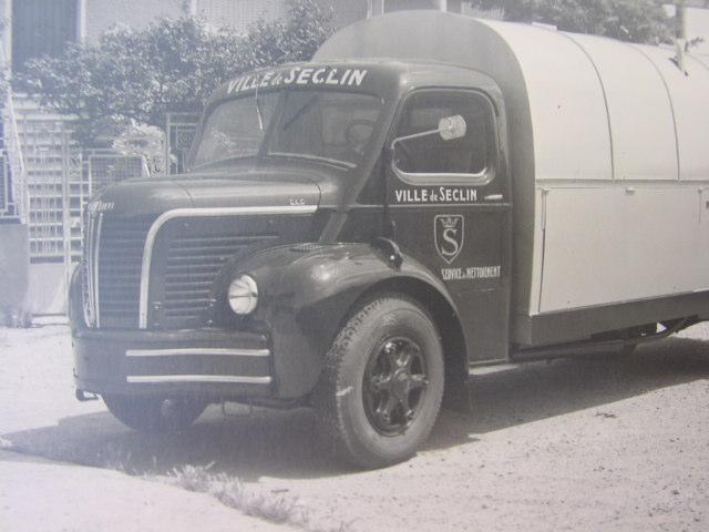1953 Berliet GLC 6 , les premiers en remplacement des VDC 6D